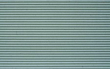 goffer: grey corrugated paper background.