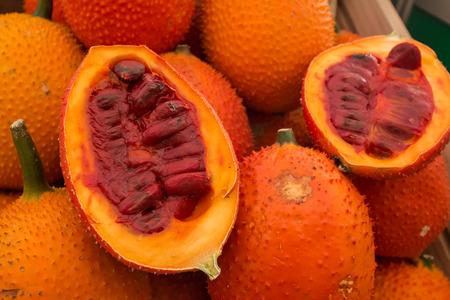 lycopene: Gac Fruit Momordica cochinchinensis
