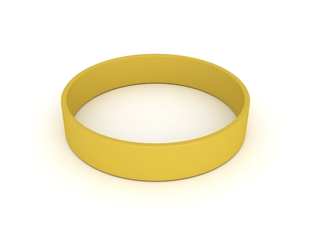 elasticity: yellow wristband
