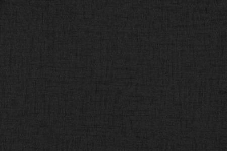 tejido de lana: textura de tela negra