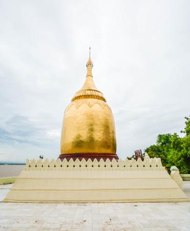 The Temples of Bagan(Pagan), Myanmar Stock Photo