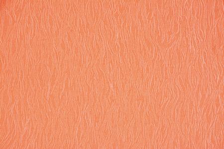 tejido de lana: textura de la tela de color naranja