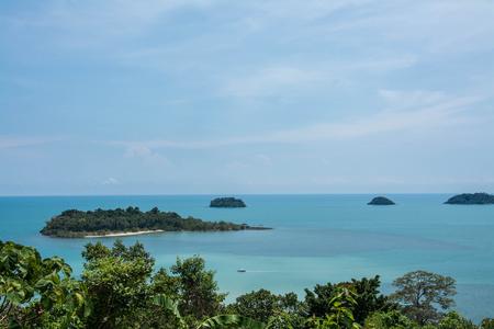 chang: Tropical Islands, Koh Chang,Thailand Stock Photo