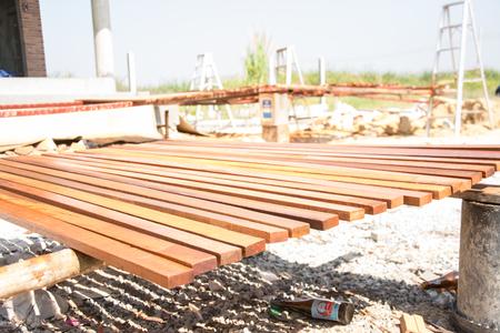 natural wood lath