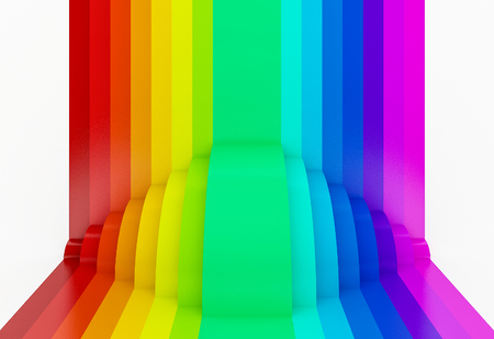 abstract colorful background,3d