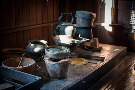 Still life image of Thai kitchen style Archivio Fotografico