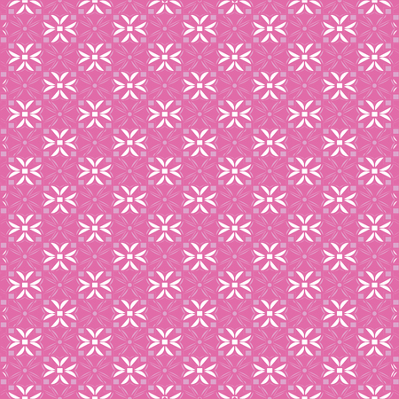 Abstract vintage geometric wallpaper pattern seamless background. Vector illustration.
