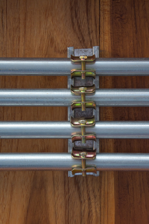 galvanized conduit pipe connection