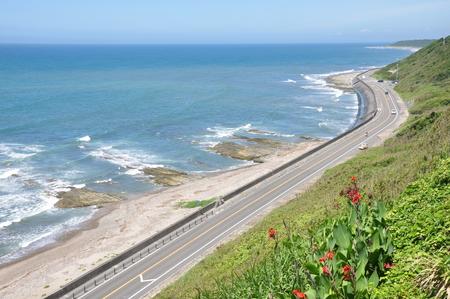 coastline: Coastline of omaezaki