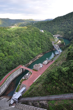 torrent: View from the dam on the Palace months torrent