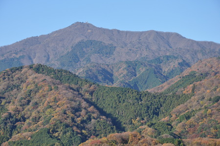 From Atsugi-Oyama.