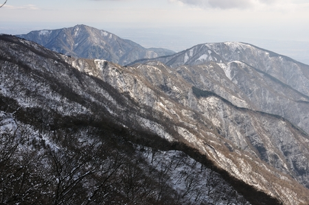 kanagawa: Tower, from Mt. Oyama and three-Tower