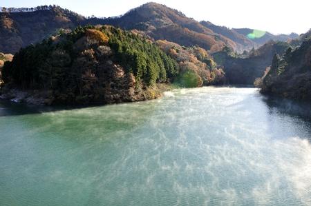 Asahi fluctuating water fog