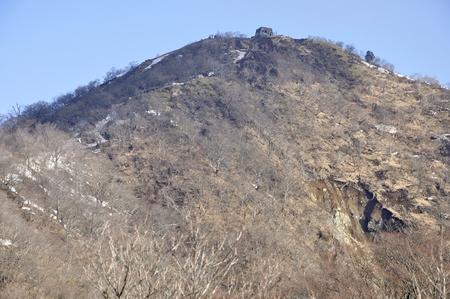 The Tower of snow season, Mt.