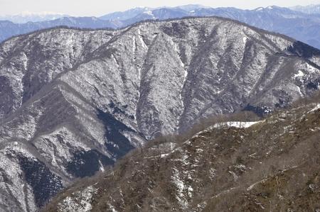 Mount ?muro Oku-Chichibu mountain range