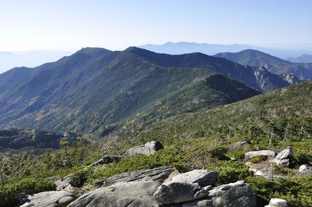Jinshan Mountain, Japan