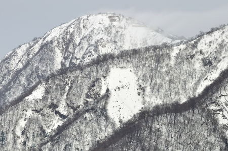 Mount Hiru Midwinter