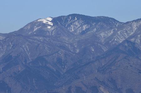 Koganezawa-Ridge views 版權商用圖片
