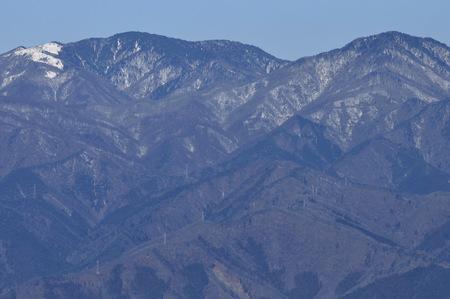 Koganezawa-Ridge winter wish 版權商用圖片