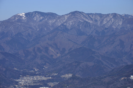 Hope the snow koganezawa-Ridge