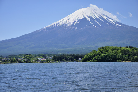 Fuji view from Kawaguchiko