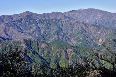 Tanzawa-ji Mt. Tonoanda