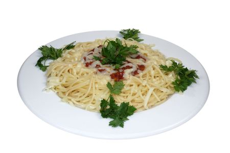 Spaghetti Bolonaise photo