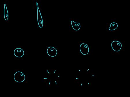 Sprite Sheets Bubble. Ready for games or cartoon. Banco de Imagens