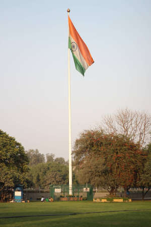 indian flag Stock Photo - 14441589