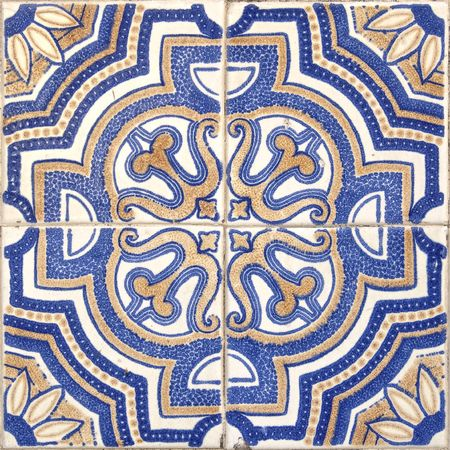 Seamless traditional mosaic pattern for backgrounds,coverage outside of buildings, high-res JPEG. photo