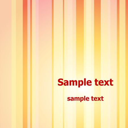 Abstract warm colors striped background Stock Photo - 6799737