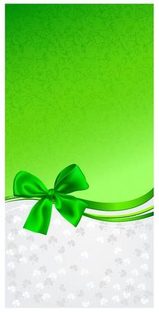 clover backdrop: St Patricks Day Background