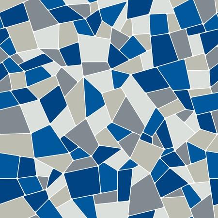 Resumen patrón de fondo sin fin cuadrado Ilustración de vector