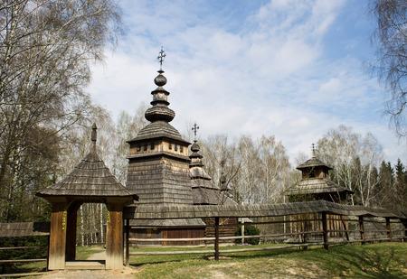 lvov: Old church for Christians VNA Nature, Ukraine, Lvov Stock Photo