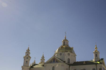 orison: Orthodox church, a chapel and a gazebo for Saints