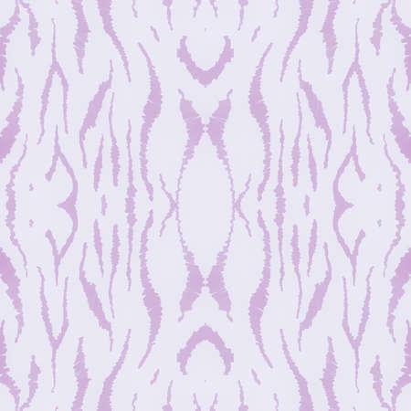 White African Print. Watercolor Safari Skin Texture. Pink Fashion Jungle Background. Wild Lines Fabric. Seamless Zebra Print. Pastel Animal Skin Texture. Wild Stripe Fabric. Pastel Africa Print. Stockfoto