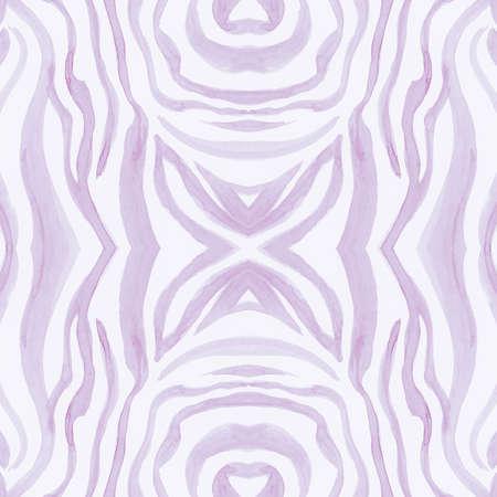 White Africa Print. Watercolor Animal Fur Texture. Pastel Fashion Jungle Wallpaper. Zoo Lines Fabric. Seamless African Print. Pink Safari Skin Texture. Wild Stripe Repeat. White Zebra Print.