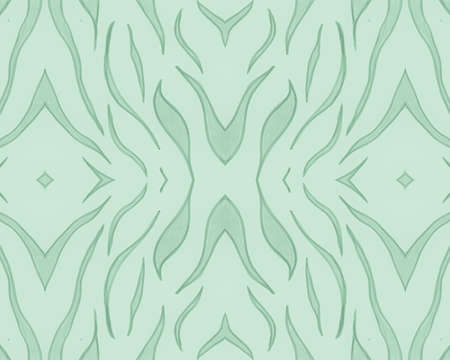 Green Seamless Zebra Pattern. Fashion African Texture. Zoo Jungle Skin. Camouflage Stripes Design. Animal Pattern. Green Abstract Africa Texture. Seamless Zebra Pattern. Wild Tiger Print. Фото со стока