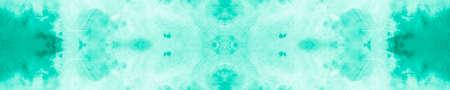 Seamless Blue Tie Dye Batik Print. Ethnic Watercolour Pattern. Paintbrush Wallpaper. Craft Vintage Splatter. Tie Dye Texture. Fabric Design. Ethnic Pattern. Artistic Paint Surface.