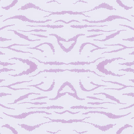 Pink African Print. Watercolor Animal Fur Pattern. White Fashion Leopard Background. Zoo Lines Design. Seamless Zebra Print. Pastel Safari Skin Texture. Wild Lines Design. Pastel Africa Print.