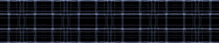 Seamless Plaid Background. Dark Blue Tartan Ornament. English Checkered Shirt. Fashion Geometric Textile. Color Plaid Background. Woven Stripes Fabric. Textured Tile. Plaid Background.