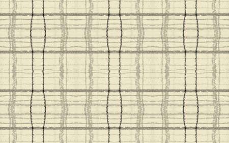 Gray Fall Plaid Pattern. Seamless Check Fabric. Gingham Cloth. Yellow Classic Irish Material. Plaid Pattern. Retro Stripe Ornament. Grey Checkered Kilt. Geometric Fall Plaid Pattern.