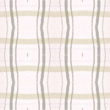 Plaid Pattern. Brown Tartan Fabric. English Checkered Tweed. Seamless Hipster Border. Geometric Plaid Pattern. Graphic Stripes Background. Gingham Shirt. Check Cloth. Pale Plaid Pattern.