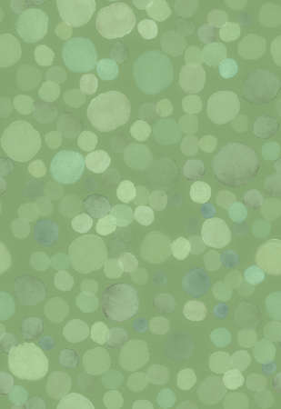 Seamless Circle Surface. Decorative Succulent Wallpaper. Green Plant Fabric Design. Random Stains Painting. Pastel Polka Dots. Pastel Circle Pattern. Spring Tile Design. Circle Texture. 版權商用圖片