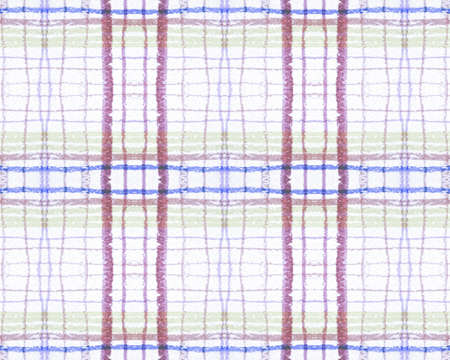 White and Blue Tartan Prints. Seamless Buffalo Tweed. Scottish Plaid Pattern. Rustic Man Material. Geometric Tartan Prints. Stripe Ornament. Checkered Background. Fashion Tartan Prints.