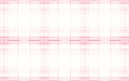 Elegant Pajama Pattern. Woven Seamless Tartan Textile. Watercolour Squares for Fabric Print. Pastel Girl Pajama Pattern. Traditional Celtic Textured Ornament. Pink Abstract Pajama Pattern.