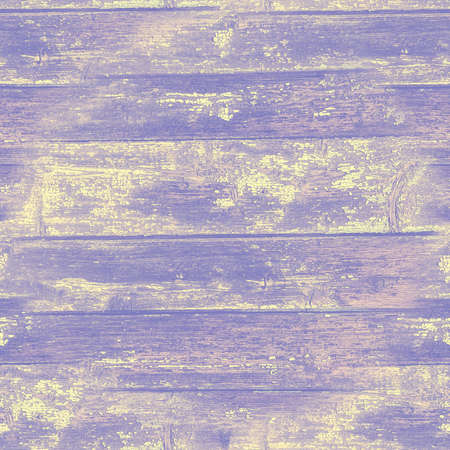 Yellow Break Cracked Fence. Worn Marble Wallpaper. Vintage Old Poster. Cracked Fence. Dirty Natural Tree Texture. Distressed Plaster Design. Purple Aged Pattern. Seamless Cracked Fence.