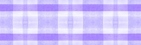 White Flannel Checks. Watercolour Tartan Material. Classic Textured Background. Seamless Flannel Checks. Scotland Tile Print. Irish Traditional Tweed. Purple Plaid Blanket. Flannel Checks. Reklamní fotografie