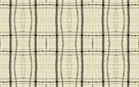 Yellow Plaid Pattern. Seamless Tartan Fabric. Checkered Design. Gray Fashion Celtic Repeat. Fall Plaid Pattern. Retro Stripe Ornament. Black Buffalo Print. Traditional Plaid Pattern.