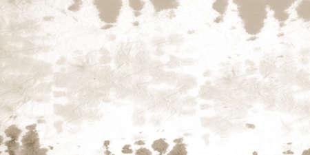 Pastel Dirty Texture. Stains Watercolour. Painted Wallpaper. Grungy Crumpled Grunge Paper. Rusty Tie Dye Print. Watercolor Blots. Grungy Craft Vintage Splatter. Standard-Bild